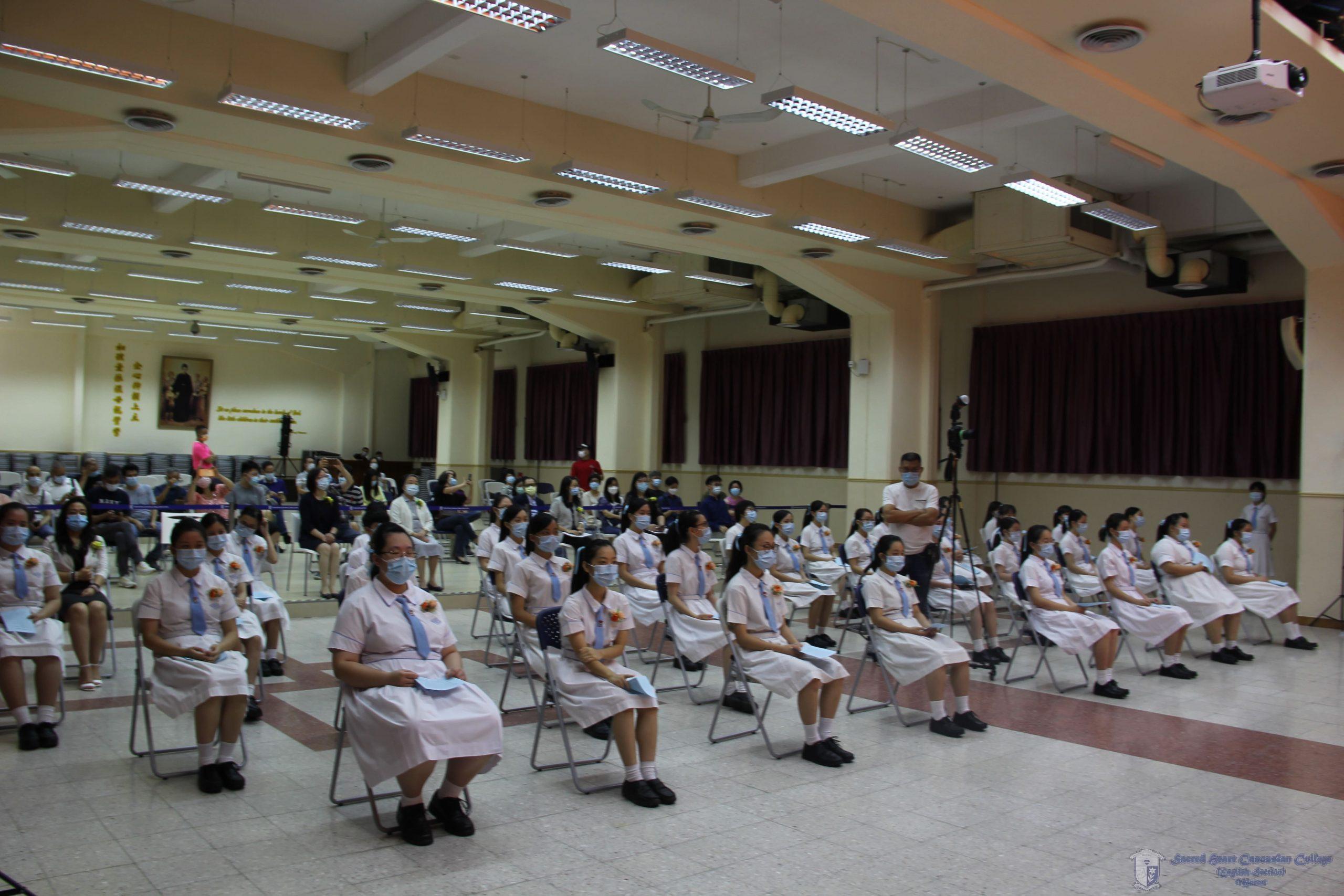 中六甲班畢業典禮