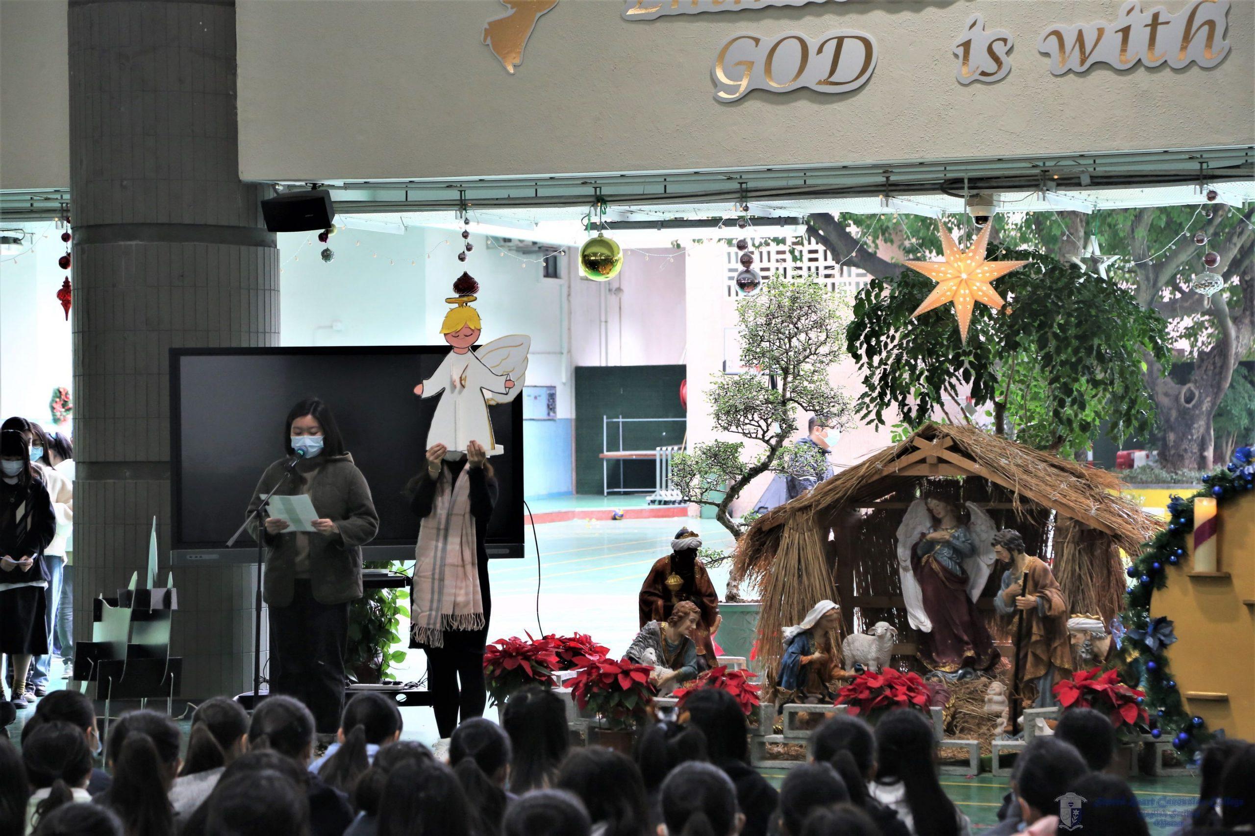 聖路加福音—-耶穌誕生