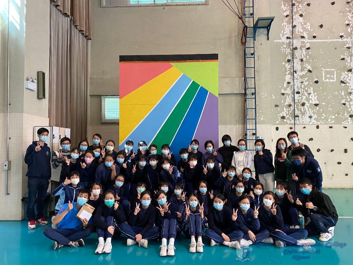 學社領袖生訓練營於九澳鮑思高青年村順利進行