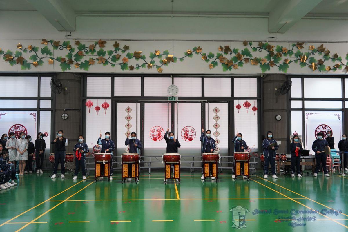 中國鼓合奏-醒獅鼓樂