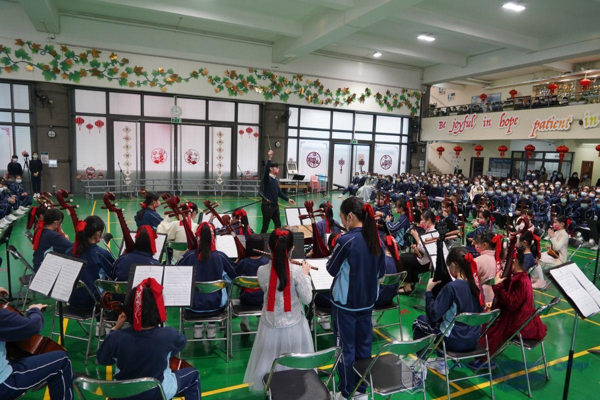 小學中樂團演奏-喜洋洋