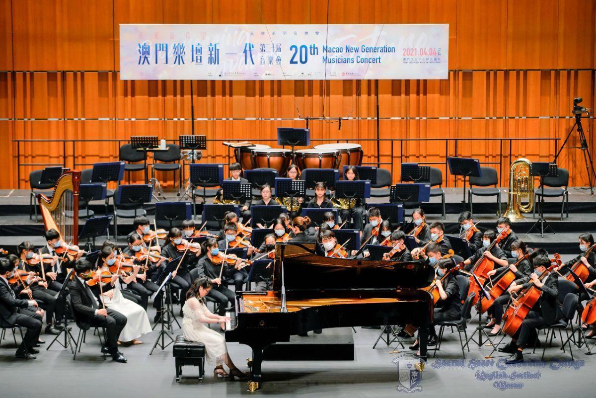 司徒珮盈演奏莫扎特《A大調第十二號鋼琴協奏曲》第一樂章