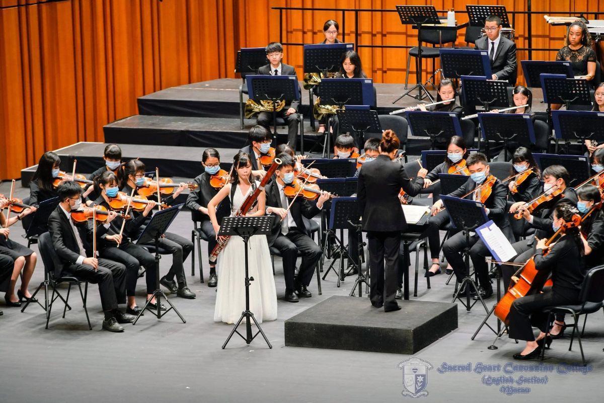 楊芷晴演奏韋伯《F大調巴松管協奏曲,作品75》第三樂章