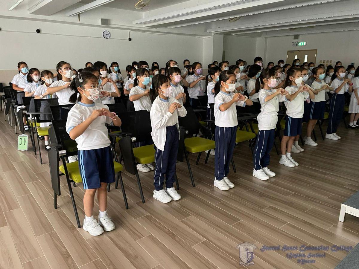 學生投入活動