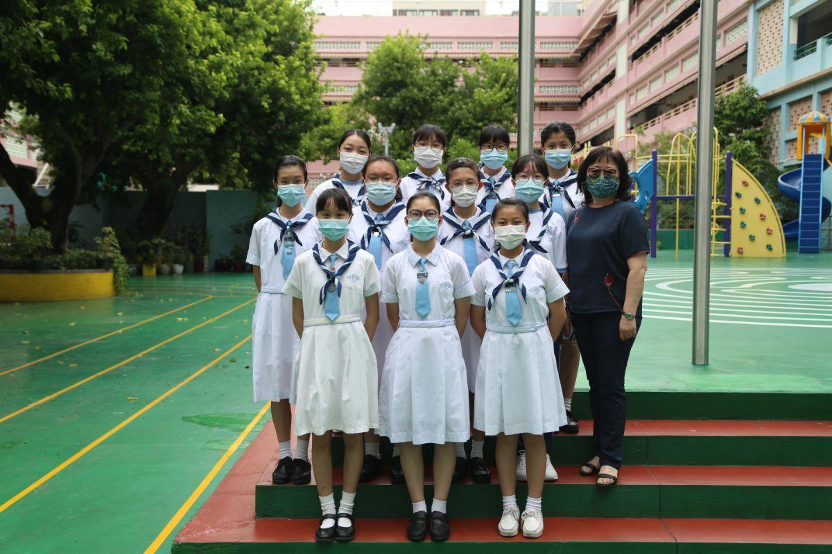 Ms Amy Wong's Group