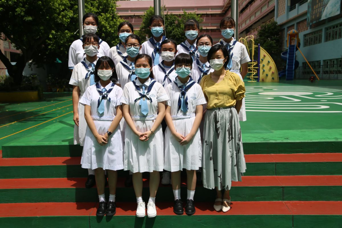 Ms Jenny Wong's Group